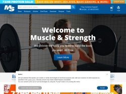 Muscle & Strength screenshot