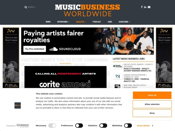 http://www.musicbusinessworldwide.com/youtube-wants-you-to-stop-comparing-it-to-spotify-and-apple-music/
