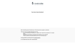 Musicnotes.com screenshot