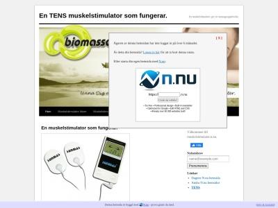 www.muskelstimulator.n.nu
