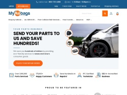 My Air Bags coupon codes July 2018