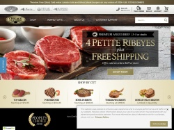 Chicago Steak Company screenshot
