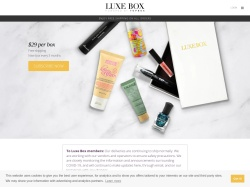 LUXE BOX