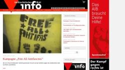 www.nadir.org Vorschau, Antifaschistisches Info Blatt