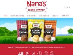 Nanascookiecompany.com