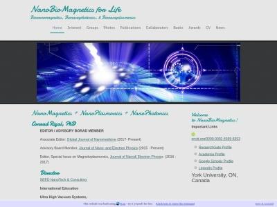 www.nanobiomagnetics.n.nu