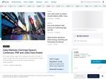 Today's Stock Market News and Analysis - Nasdaq.com