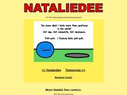 Nataliedee - A Sharing Machine Comics