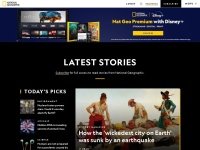 National Geographic Coupon Codes & Discount