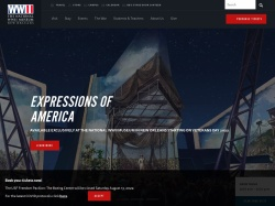 The National WWII Museum Coupon Codes