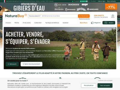 NaturaBuy, chasse et pêche