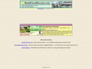 Screenshot for naturalusa.com