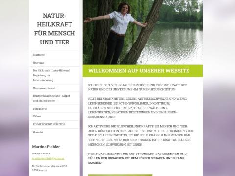 NATUR - ENERGETIK MARTINA PICHLER