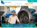 Back pressure steam turbine manufacturers in India