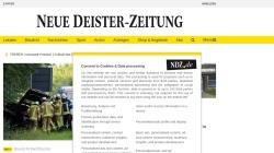 www.ndz.de Vorschau, Neue Deister-Zeitung - J.C. Erhardt GmbH
