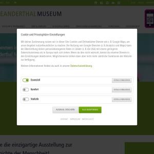 start - Neanderthal Museum