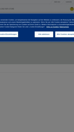 Vorschau der mobilen Webseite www.netinform.de, Netinform