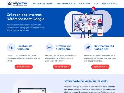 Netpartner : Agence web à Caen