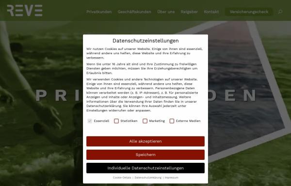 Vorschau von www.neu-reich.de, Versicherungsbüro Neuenfeld & Reichelt