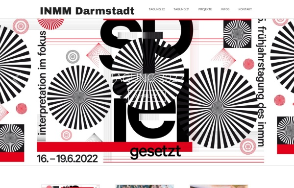 Vorschau von www.neue-musik.org, Institut für Neue Musik und Musikerziehung, Darmstadt e.V.