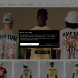 FREE DELIVERY ON ORDERS OVER £28 AT NEW ERA CAP