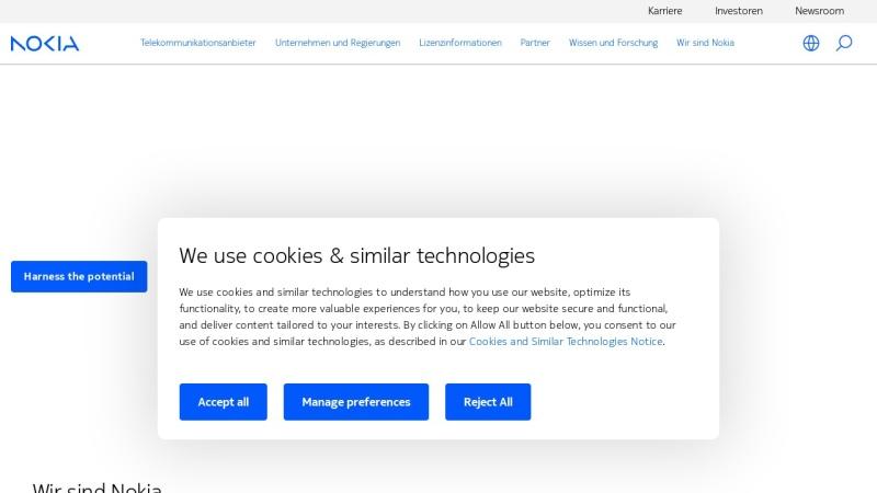 www.nokia.de Vorschau, Nokia GmbH