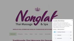 www.nonglak-thaimassage-spa.de Vorschau, Nonglak Thaimassage Spa
