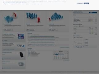 Captura de pantalla para norbolsa.es