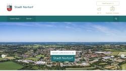 www.nortorf.de Vorschau, Stadt Nortorf