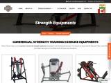 Strength Training Exercise Equipment