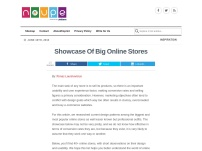 Showcase Of Big Online Stores