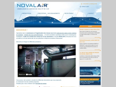 Audit des réseaux air et eau industrielle