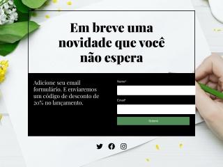 Screenshot do site nuances.com.br