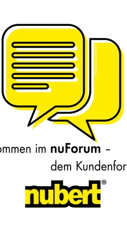 Vorschau der mobilen Webseite www.nubert-forum.de, NuForum