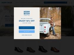 Nunn Bush Canada screenshot