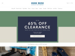 Nunn Bush screenshot