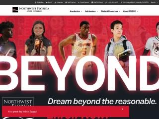 Screenshot for nwfsc.edu