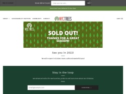 Nyctrees coupon codes September 2018