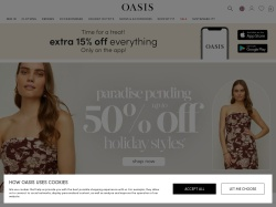 Oasis Stores UK