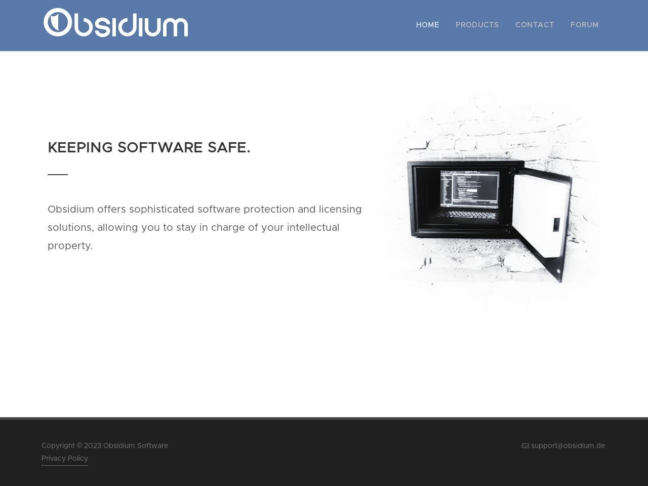Obsidium (Company License)