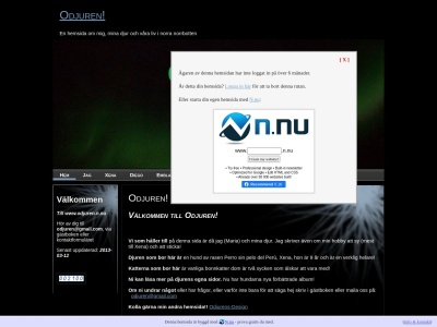 www.odjuren.n.nu