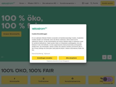 oekostrom Vertriebs GmbH