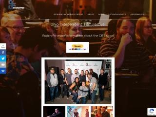 Screenshot for ohiofilms.com