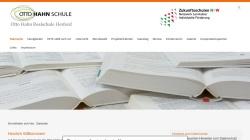 www.ohsherford.de Vorschau, Otto-Hahn-Schule [OHS] Herford