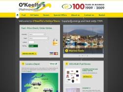 O'Keeffe's Oil