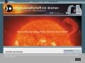 www.olbers-gesellschaft.de Vorschau, Olbers-Gesellschaft Bremen