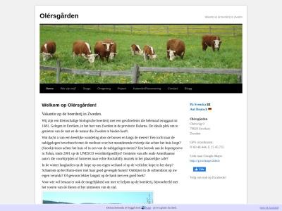 www.olersgarden.n.nu