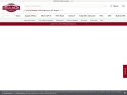 Omaha Steaks screenshot
