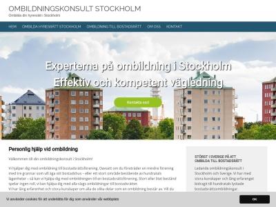 www.ombildningskonsultstockholm.se