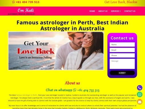 Famous Vedic Astrologer In Sydney